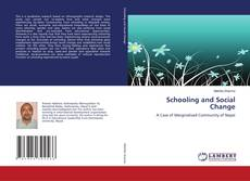 Copertina di Schooling and Social Change
