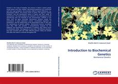 Couverture de Introduction to Biochemical Genetics