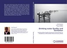 Обложка Drinking water Quality and Sanitation