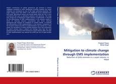Обложка Mitigation to climate change through EMS implementation