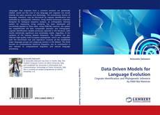 Portada del libro de Data Driven Models for Language Evolution