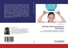 Quality Consciousness in Education的封面