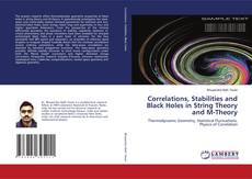 Capa do livro de Correlations, Stabilities and Black Holes in String Theory and M-Theory