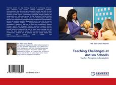 Bookcover of Teaching Challenges at Autism Schools