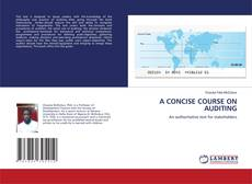 Bookcover of A CONCISE COURSE ON AUDITING