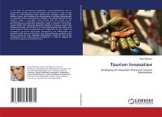 Couverture de Tourism Innovation