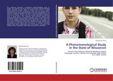 Bookcover of A Phenomenological Study in the State of Wisconsin