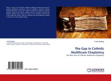 Bookcover of The Gap in Catholic Healthcare Chaplaincy