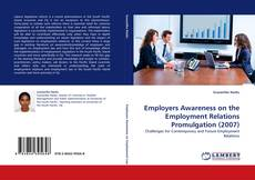 Обложка Employers Awareness on the Employment Relations Promulgation (2007)