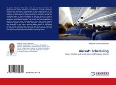 Bookcover of Aircraft Scheduling