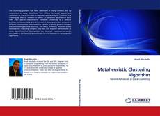 Bookcover of Metaheuristic Clustering Algorithm