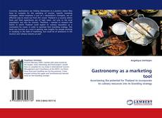 Gastronomy as a marketing tool kitap kapağı