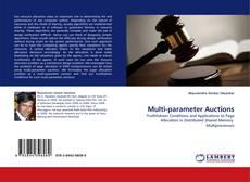 Multi-parameter Auctions kitap kapağı