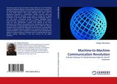 Machine-to-Machine Communication Revolution kitap kapağı