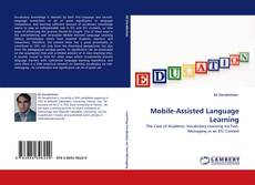 Обложка Mobile-Assisted Language Learning