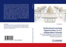 Couverture de Professional Learning Opportunities in U.S. Independent Schools