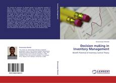 Bookcover of Decision making in Inventory Management