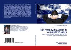 Capa do livro de NON PERFORMING ASSETS IN C0-0PERATIVE BANKS