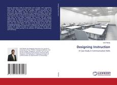 Bookcover of Designing Instruction