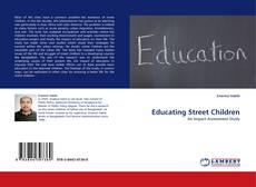 Capa do livro de Educating Street Children