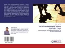 Social Commitment in Ola Rotimi's Plays kitap kapağı