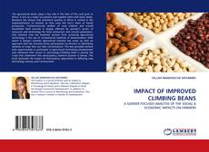 Bookcover of IMPACT OF IMPROVED CLIMBING BEANS