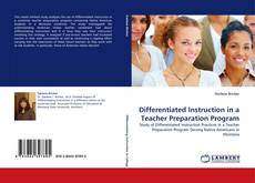 Обложка Differentiated Instruction in a Teacher Preparation Program