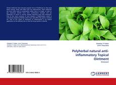 Buchcover von Polyherbal natural anti-inflammatory Topical Ointment