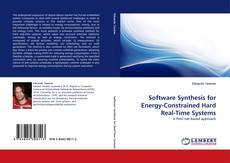 Buchcover von Software Synthesis for Energy-Constrained Hard Real-Time Systems