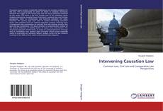 Capa do livro de Intervening Causation Law