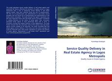 Buchcover von Service Quality Delivery in Real Estate Agency in Lagos Metropolis