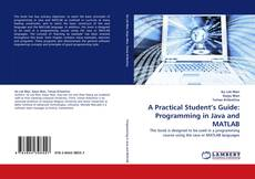Bookcover of A Practical Student's Guide: Programming in Java and MATLAB
