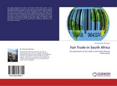 Capa do livro de Fair Trade in South Africa