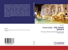 Portada del libro de Franz Liszt - THE DANTE SONATA