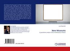 Copertina di New Museums