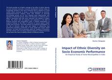 Capa do livro de Impact of Ethnic Diversity on Socio Economic Performance