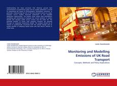 Monitoring and Modelling Emissions of UK Road Transport kitap kapağı