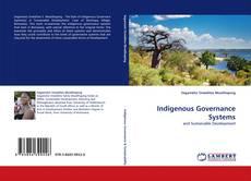 Couverture de Indigenous Governance Systems