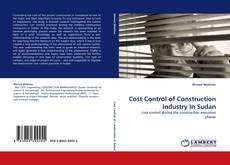 Cost Control of Construction Industry In Sudan的封面