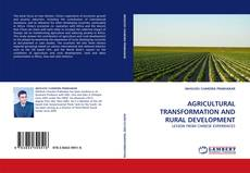 Bookcover of AGRICULTURAL TRANSFORMATION AND RURAL DEVELOPMENT