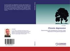 Capa do livro de Chronic depression