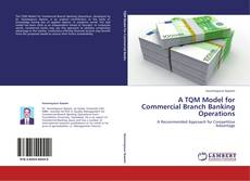 A TQM Model for Commercial Branch Banking Operations kitap kapağı