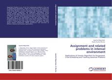 Buchcover von Assignment and related problems in interval environment