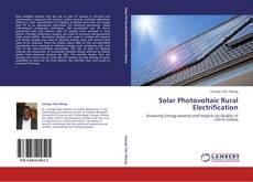 Capa do livro de Solar Photovoltaic Rural Electrification