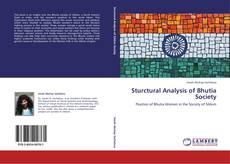 Capa do livro de Sturctural Analysis of Bhutia Society