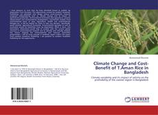 Copertina di Climate Change and Cost-Benefit of T.Aman Rice in Bangladesh