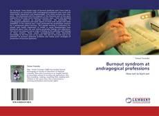 Copertina di Burnout syndrom at andragogical professions