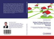 Buchcover von Global Village Services as the Future of Electronic Services