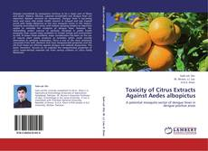 Borítókép a  Toxicity of Citrus Extracts Against Aedes albopictus - hoz