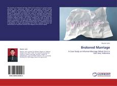 Bookcover of Brokered Marriage